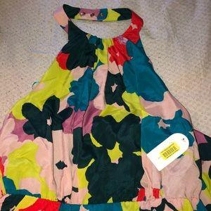 Jessica Simpson Dresses - NWT Jessica Simpson Halter Maxi